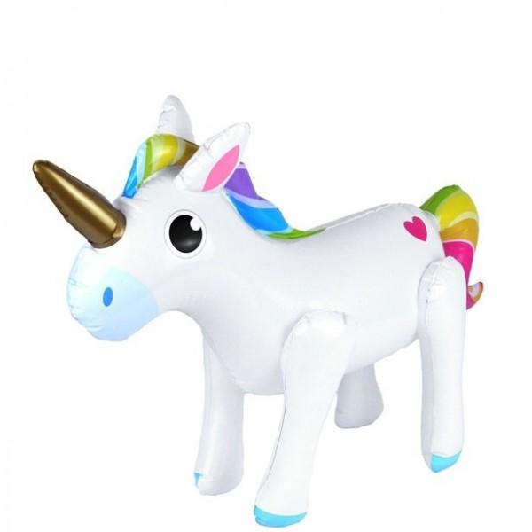 Inflatable magic unicorn 53 x 35cm