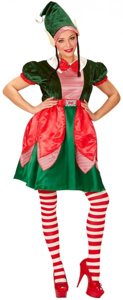 Christmas Helper Emely Ladies Costume