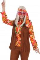 Hippie Fransen Weste für Damen