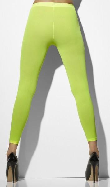 Geeny Leggings In Neongrün 1