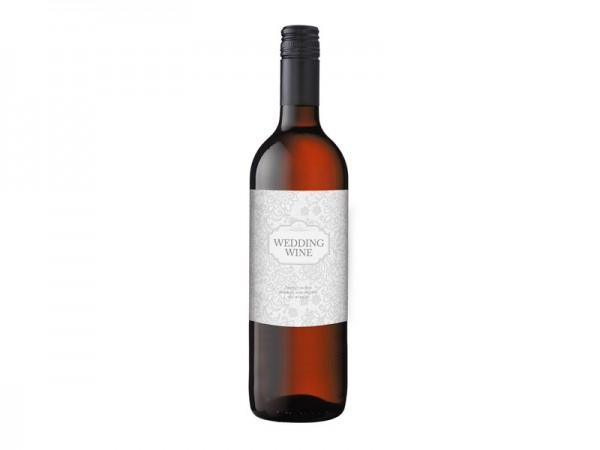 50 etiquetas de vino de boda