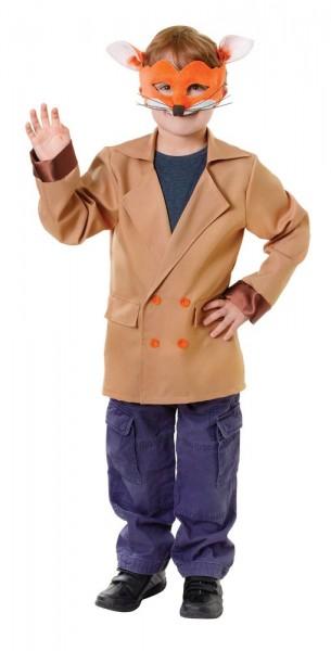 Frieder Fox jas voor kinderen