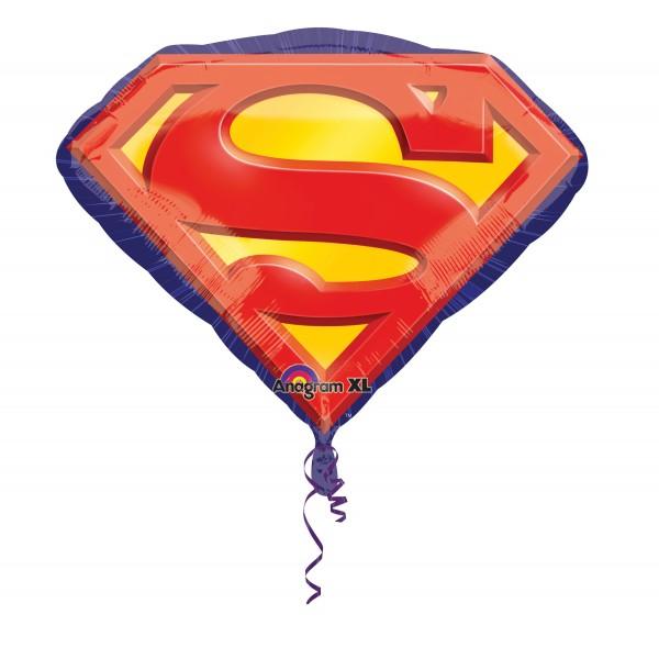 Folienballon Superman Emblem
