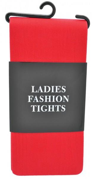 Rote Damenstrumpfhose