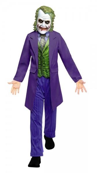 Disfraz infantil de Joker Movie Style