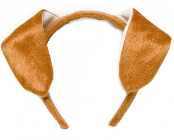 Dog ears headband