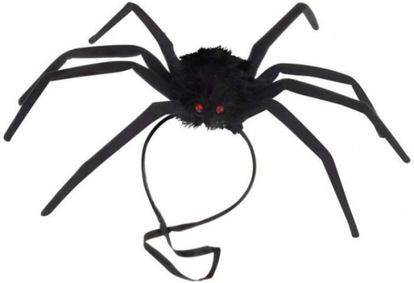 Griezelige Spider-hoofdband