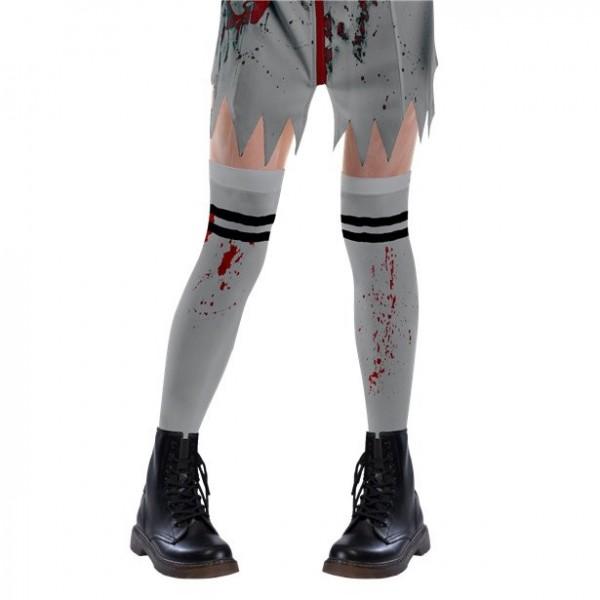 Bas zombies sanglants pour enfants