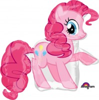 Folienballon My Little Pony Pinkie Pie Figur