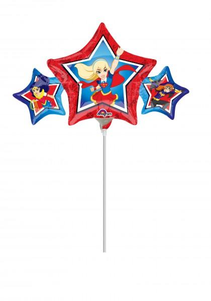 Stabballon Super Hero Girls Trio Stardust