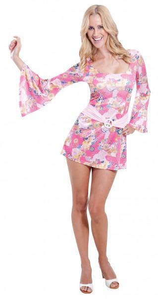 Hippie Püppchen Kostüm Für Damen