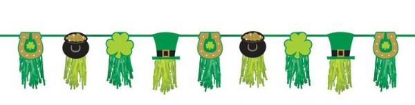 Glücks-Girlande St Patricks Day 2,43m