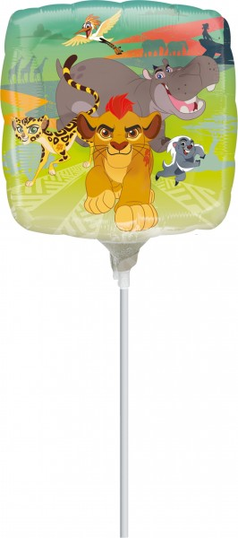 Stabballon Löwenstarker Anführer Lion