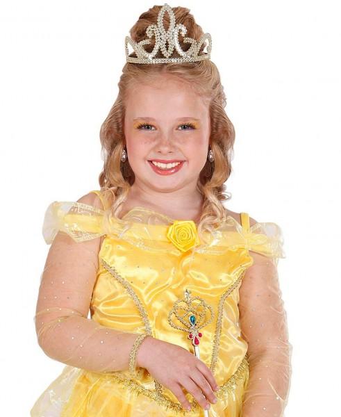 Goldene Auriella Edel Krone