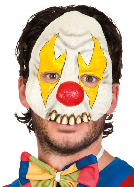 Jerome Grusel Clown Maske