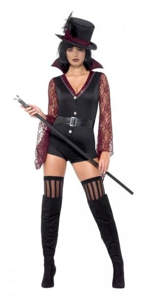 Fayette Vampir Kostüm für Damen