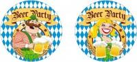 10 Bierfest Wiesn Untersetzer