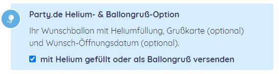 Ballongruss