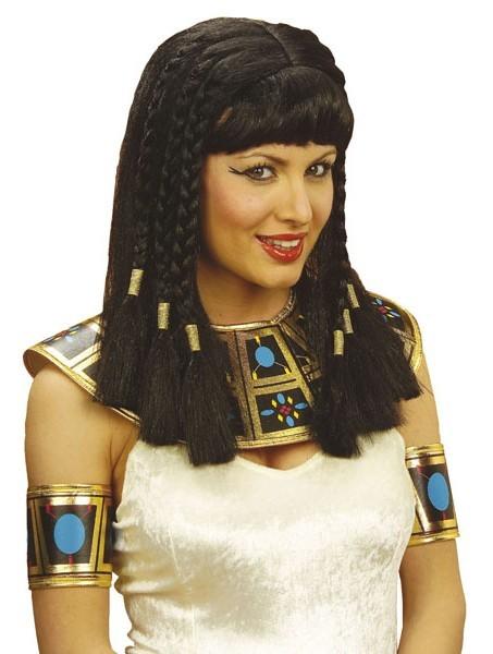 Pharaonin Ägypterin Perücke Für Damen