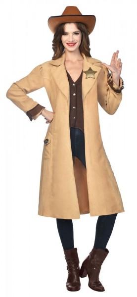 Sheriff Jane Costume Ladies