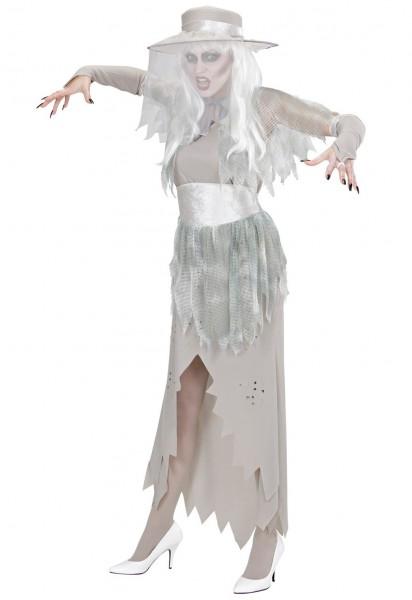 Kostium panny młodej z horroru