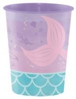 Mermaid Treasures Kunststoffbecher 455ml