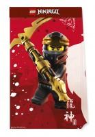 4 Lego Ninjago Geschenktüten