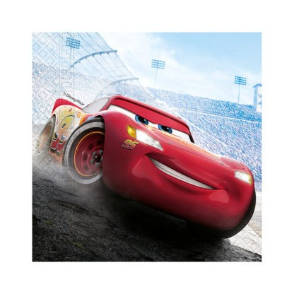 20 Cars The Legend of the Track Servietten 33cm