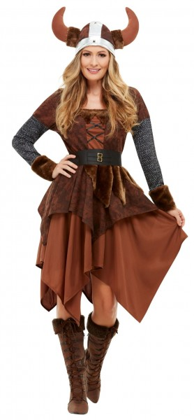 Brave Viking costume for women