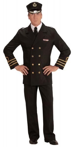 Navy Kapitän Herrenkostüm