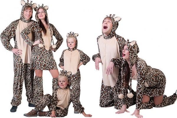 Plüsch Giraffe Herrenkostüm