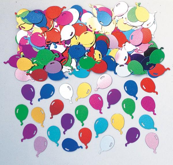 Ballon coloré Party Scatter Decoration Fiesta Metallic