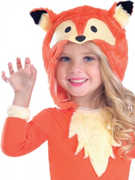 Fox Princess Children's Costume