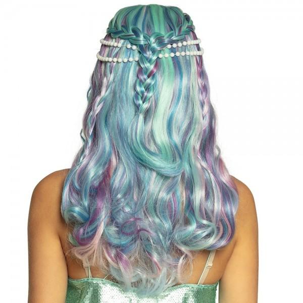 Meerjungfrauen Perücke Undina