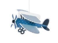 4 Little Plane Hängedeko