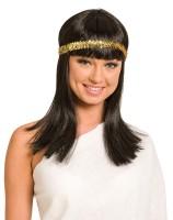 Elegante Cleopatra Perücke