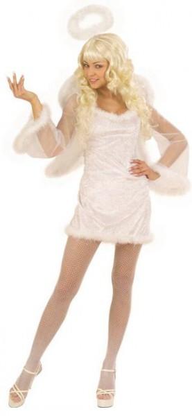 Costume da donna seducente Angel Liandra