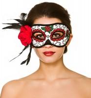 Theresa Tag Der Toten Augenmaske