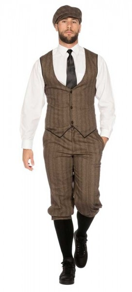 20's Edwardian costume for men