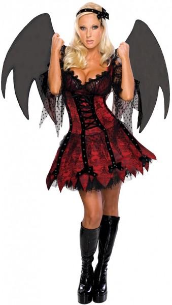 Halloween Kostüm Sexy Vampir Korsage