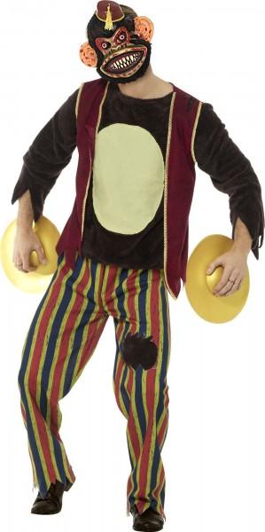 Zombie speelgoed aap heren kostuum