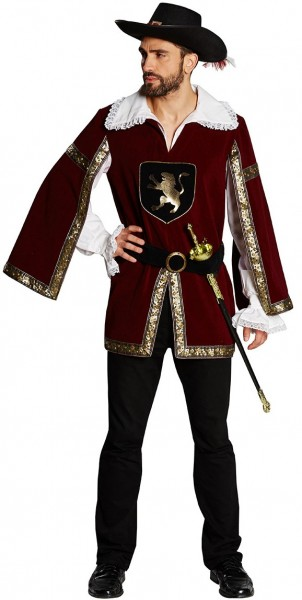 Sir the Lionheart knight's top