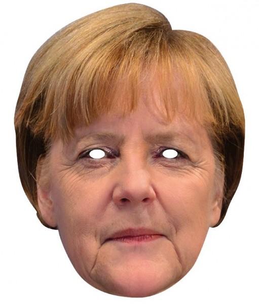 Masque facial Angela Merkel