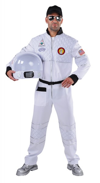 Moonflight Astronauten Herrenkostüm