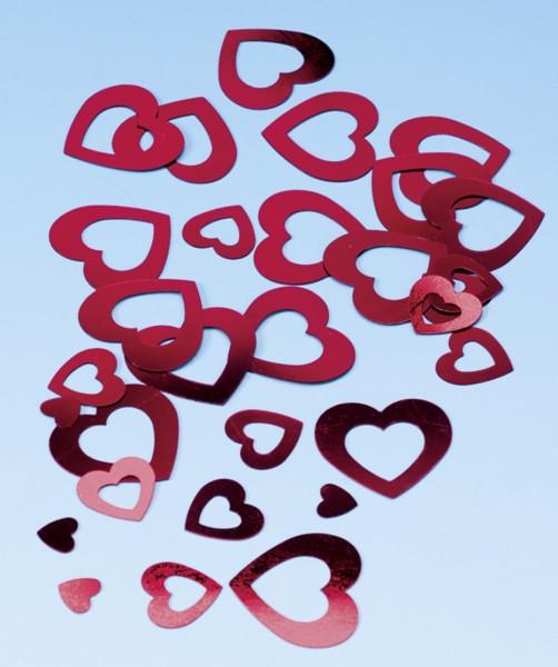 Be my Valentine Herz Streudeko 15g