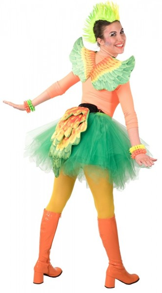 Papageien Schwanz & Flügel