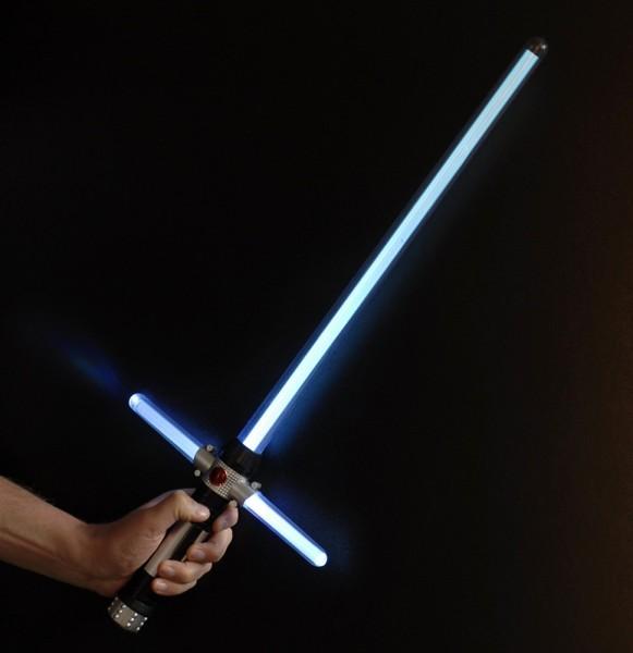 LED Krieger Lichtschwert 70cm