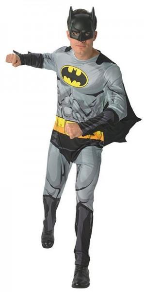 Graues Batman Kostüm für Herren