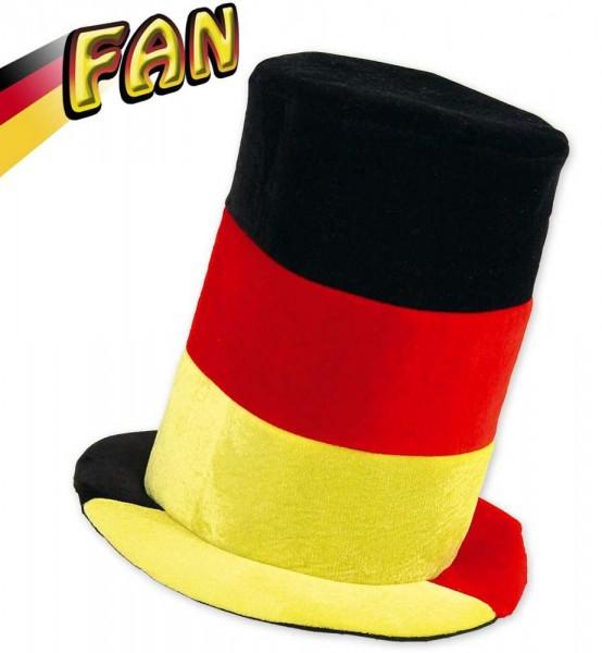 Lustiger Deutschland Zylinder