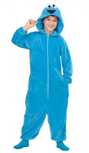 Krümelmonster Kostüm für Kinder